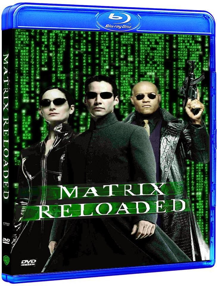 Matrix Reloaded (2003) BluRay 1080p Dual Áudio