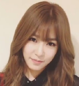 Girls' Generation Tiffany's instagram account