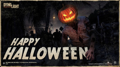 Dying Light Halloween