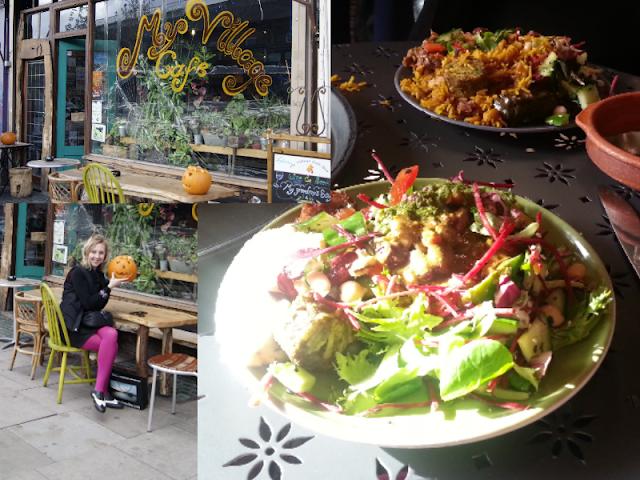 My Village, vegetarian, London, Camden Town