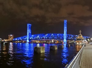 Main Street Bridge Sehenswerte Brücken in Jacksonville