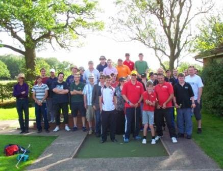 British Minigolf Association players
