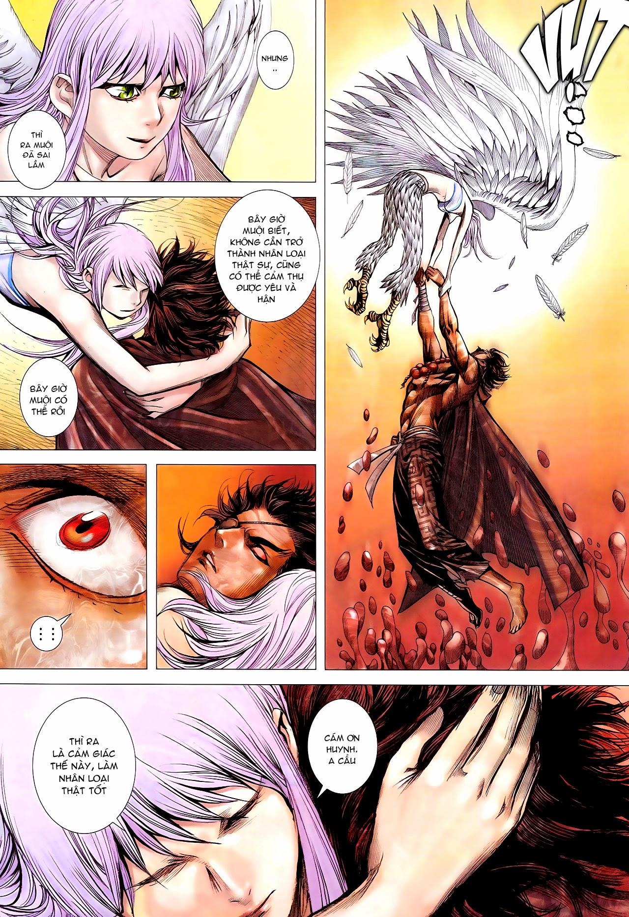 Phong Thần Ký Chap 171 - Trang 4