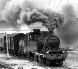 Resultado de imagen para ferrocarriles a vapor