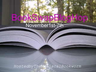 Book Swap Blog Hop by The Maniacal Bookworm
