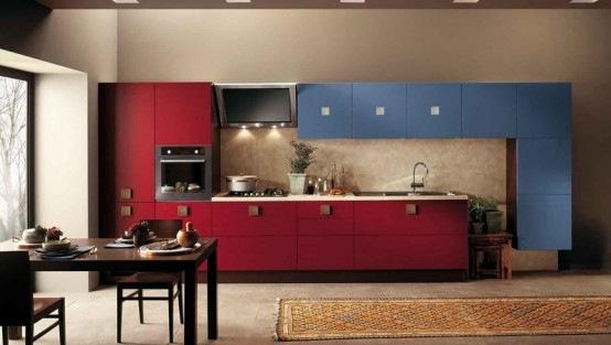 Dise o minimalista en cocinas fotos arquitexs for Diseno de muebles minimalistas