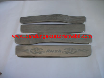 Sillplate Samping Stainless RUSH