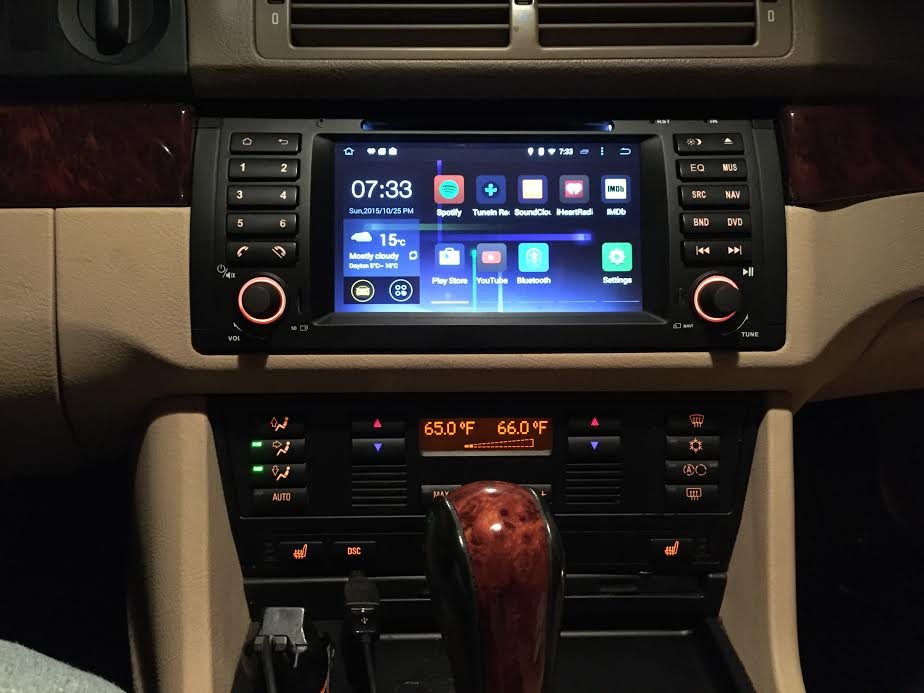 joying android car stereo special for bmw e39 android 4. Black Bedroom Furniture Sets. Home Design Ideas