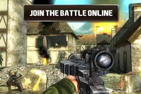 تحميل لعبة الأخوة فى الحرب الواقعية والمميزة للاندرويد والأيفون والايباد والايبود تاتش مجاناً Brothers In Arms® 2 Free+IPA-APK-1-1-8