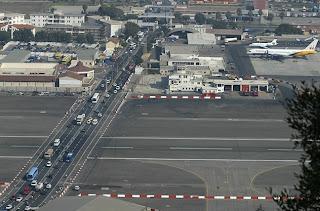 Gibraltar Airport Gibraltar