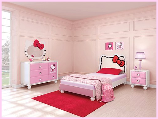 Http Iheartpinkhellokitty Blogspot Com 2012 09 Hello Kitty Bedroom Decor Ideas Html