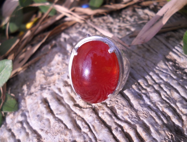 AG153- Batu Merah Garut... Manis Sekali !!! _SOLD