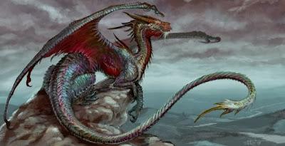 Los Dragones del Señor de los Anillos