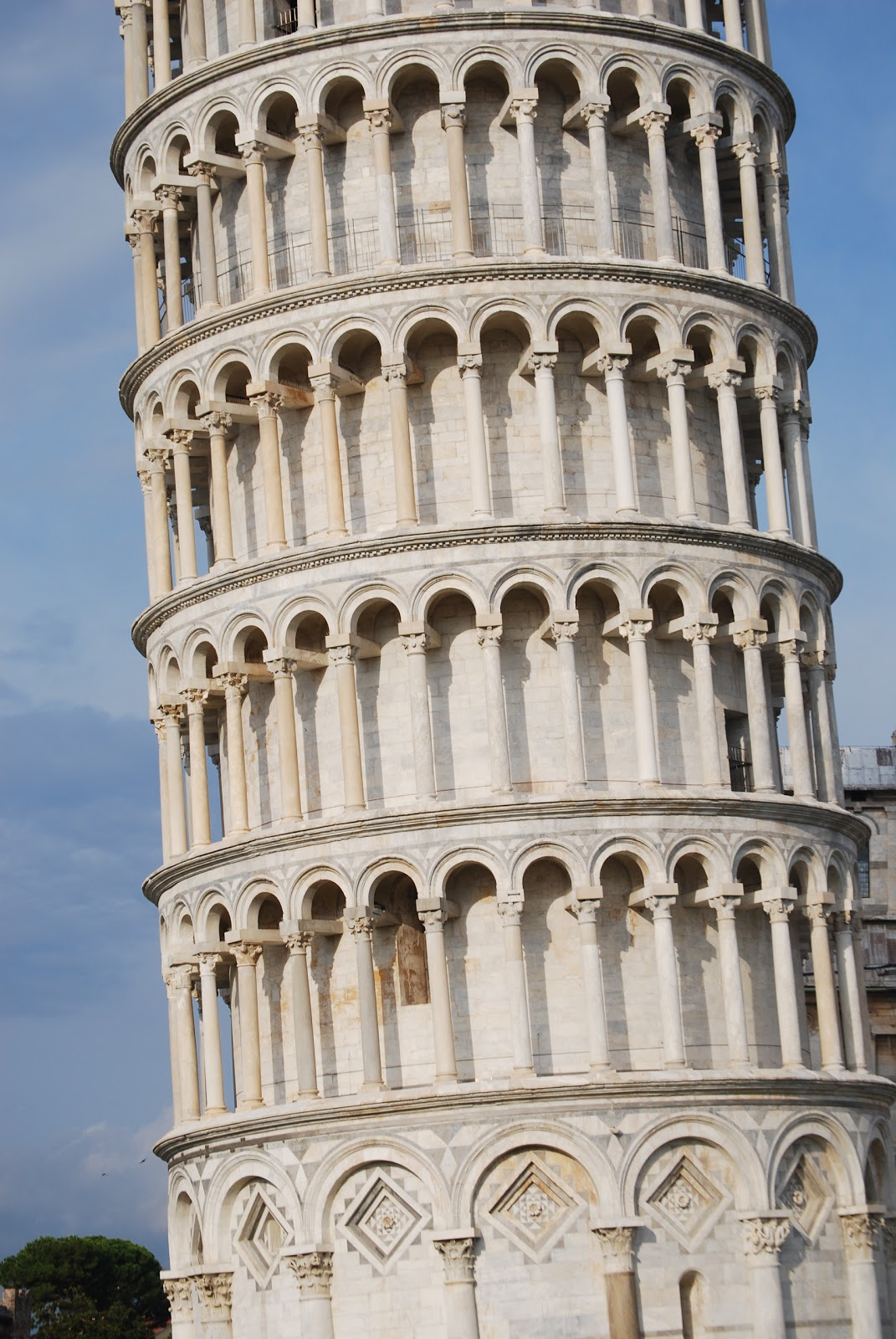 Mediterranean cruise pisa italy part 11 - Leaning tower of pisa ...