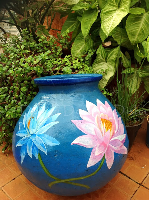 Pot Painting Ideas