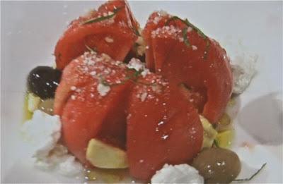 Ensalas de tomate Nandu Jubay. Blog Esteban Capdevila