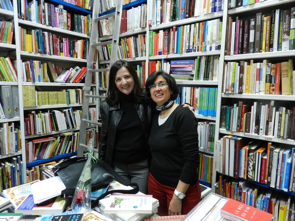 Mil orillas - Libreria gastronomica madrid ...