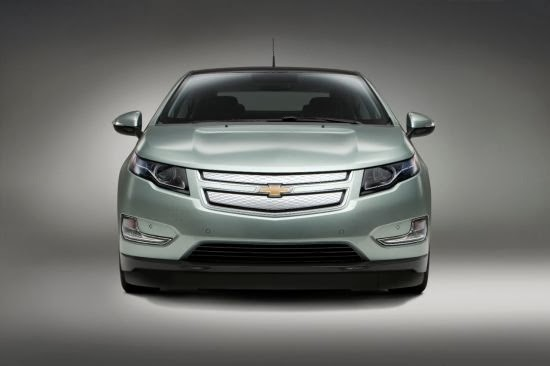 Chevy Volt Ranked Most Dependable Compact Car