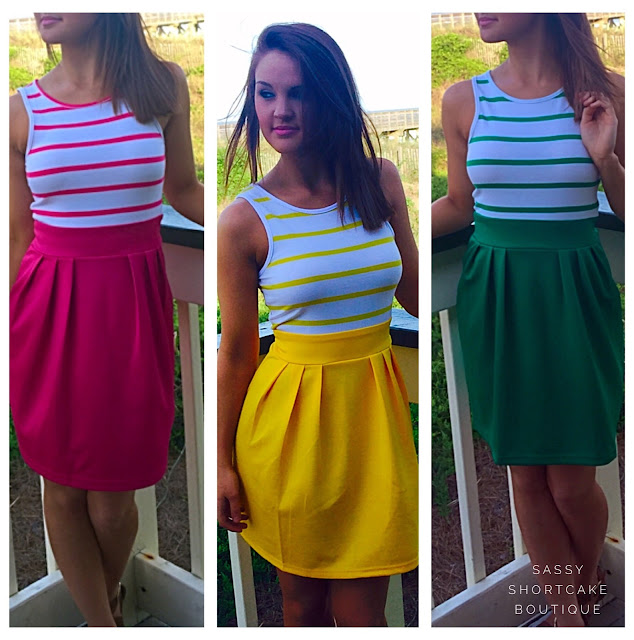 Ocean Avenue Dress | Flash Sale Friday at Sassy Shortcake Boutique | blog.sassyshortcake.com