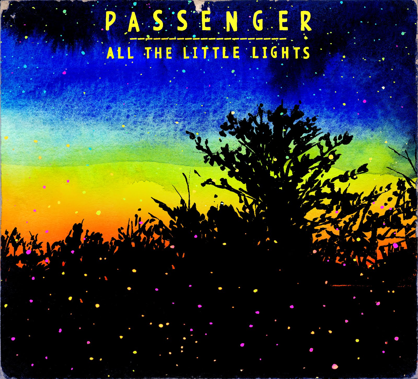All The Little Lights - Passenger: Amazon.de: Musik