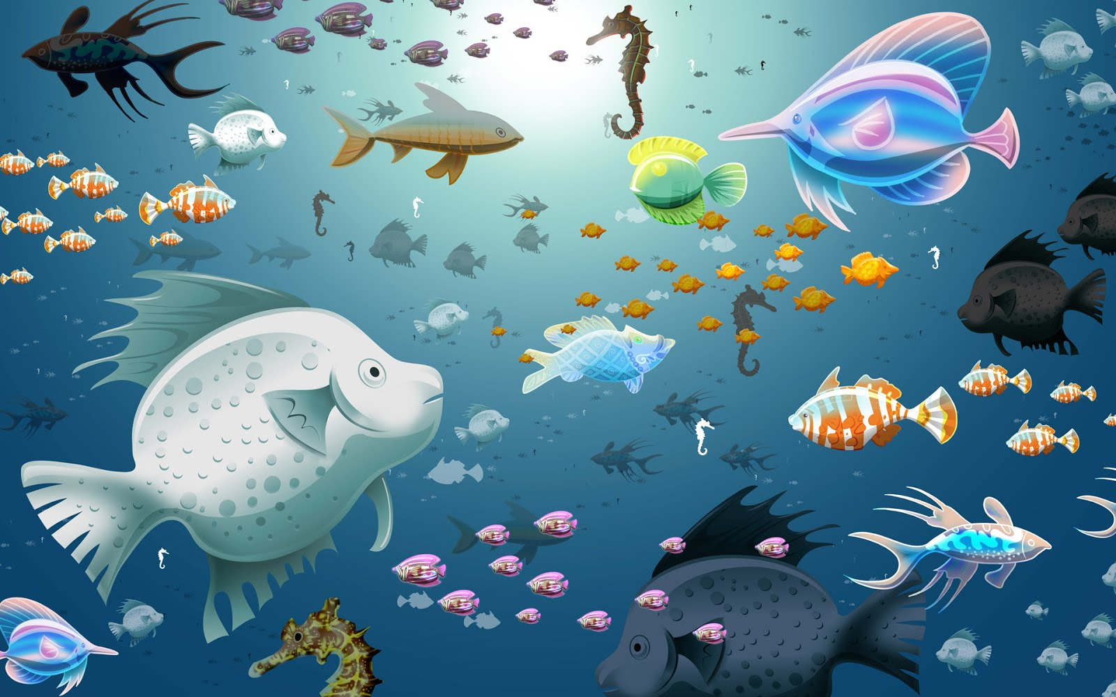 fish tank 3d live wallpaper free download for pc - Fish Aquarium Live Wallpaper for Android