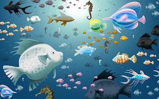 Aquarium Animated Wallpaper - Animated Desktop Wallpaper