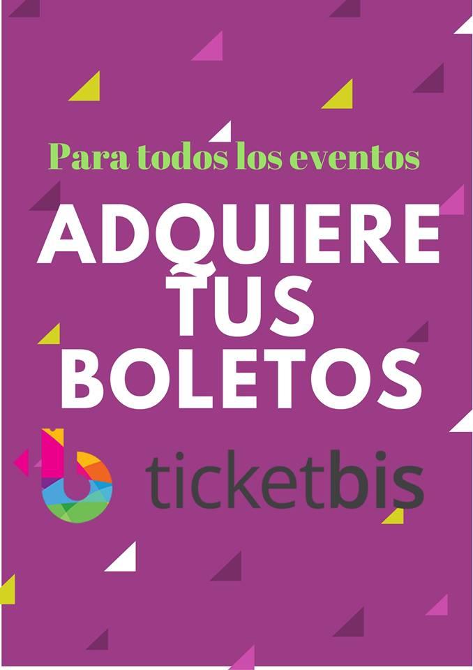 Boletos Palenque Fiestas de Octubre