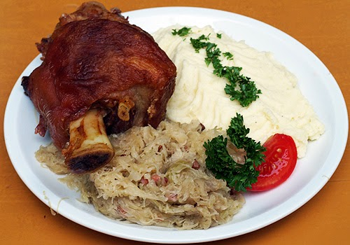 Comida típica de Alemania