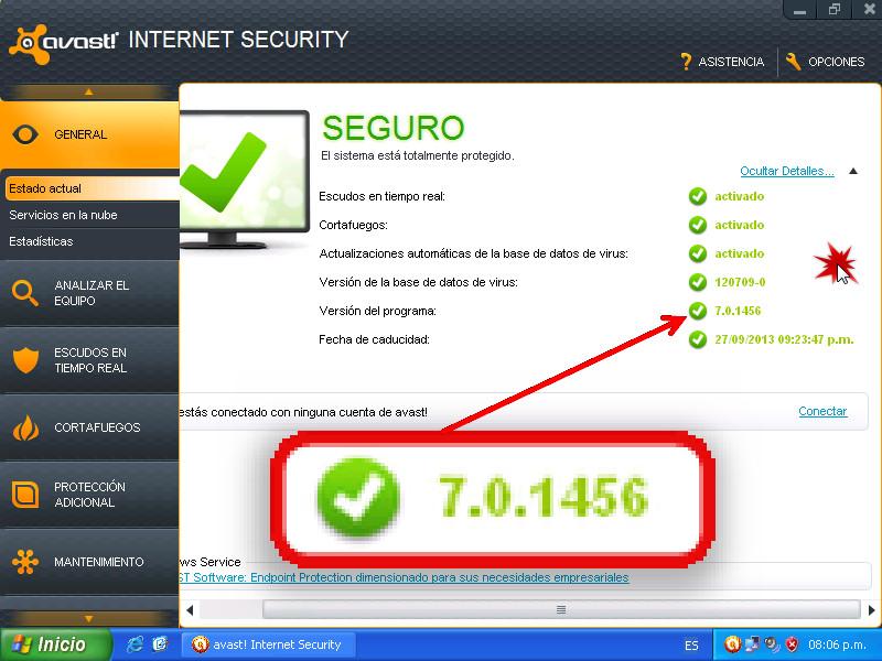 descargar licencia para avast free antivirus