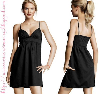 Sold H&m Summer V-neck Black