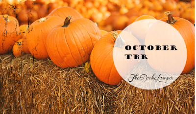 October TBR ( leggermente in ritardo!)