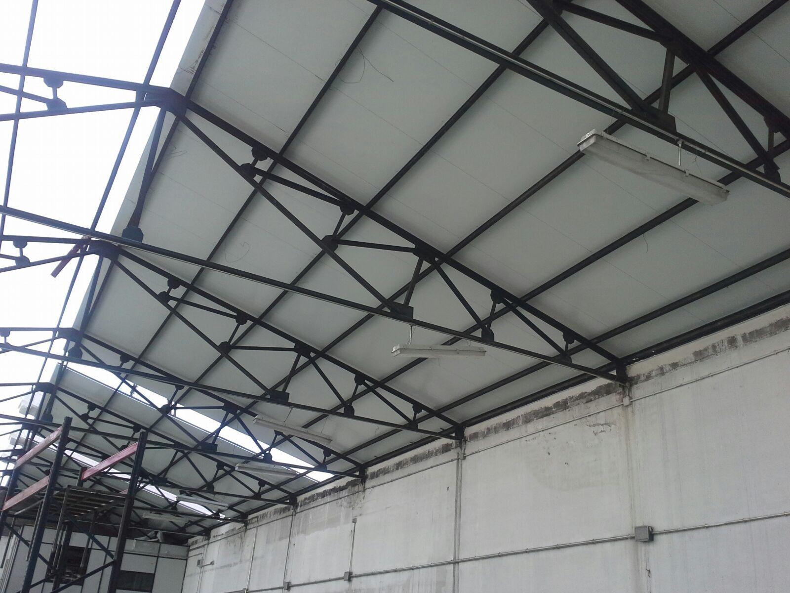 Cambio cubierta uralita de local o nave industrial madrid - Cubiertas para tejados ...