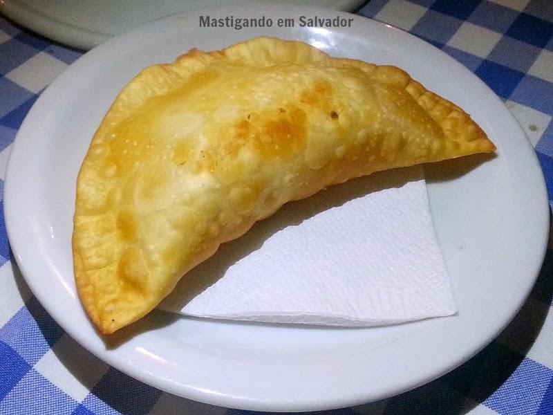 Mar Adentro Restaurante: Pastel de Queijo