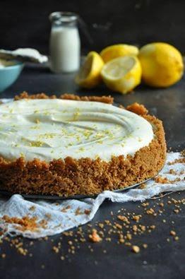 lemon yogurt fridge tart makes 1 23cm round fridge tart ingredients ...