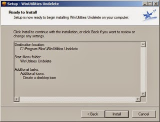 Software Undelete Mengembalikan File Yang Terhapus di Empty Recycle Bin
