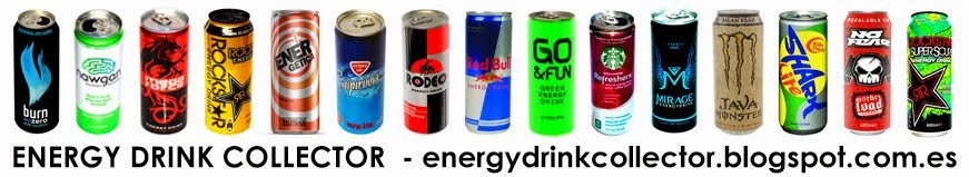 Energy Drink Collector