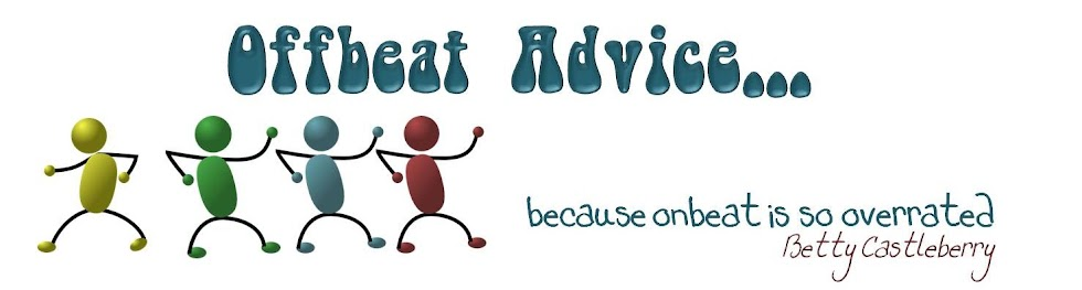 Off Beat Advice