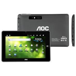AOC planeja trazer novos tablets com Android 4.0 para o Brasil ainda este ano