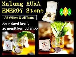 Khasiat Kalung Aura Energy