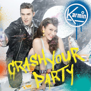 Karmin - Crash Your Party Lyrics