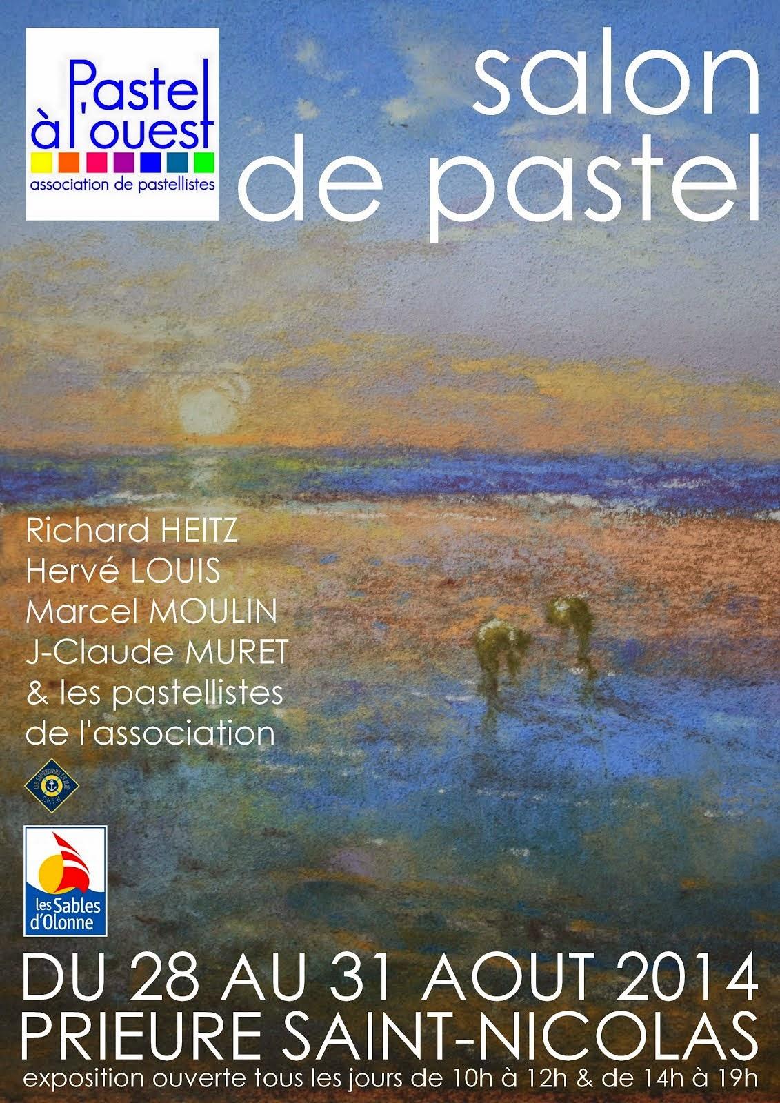 exposition: de pastels