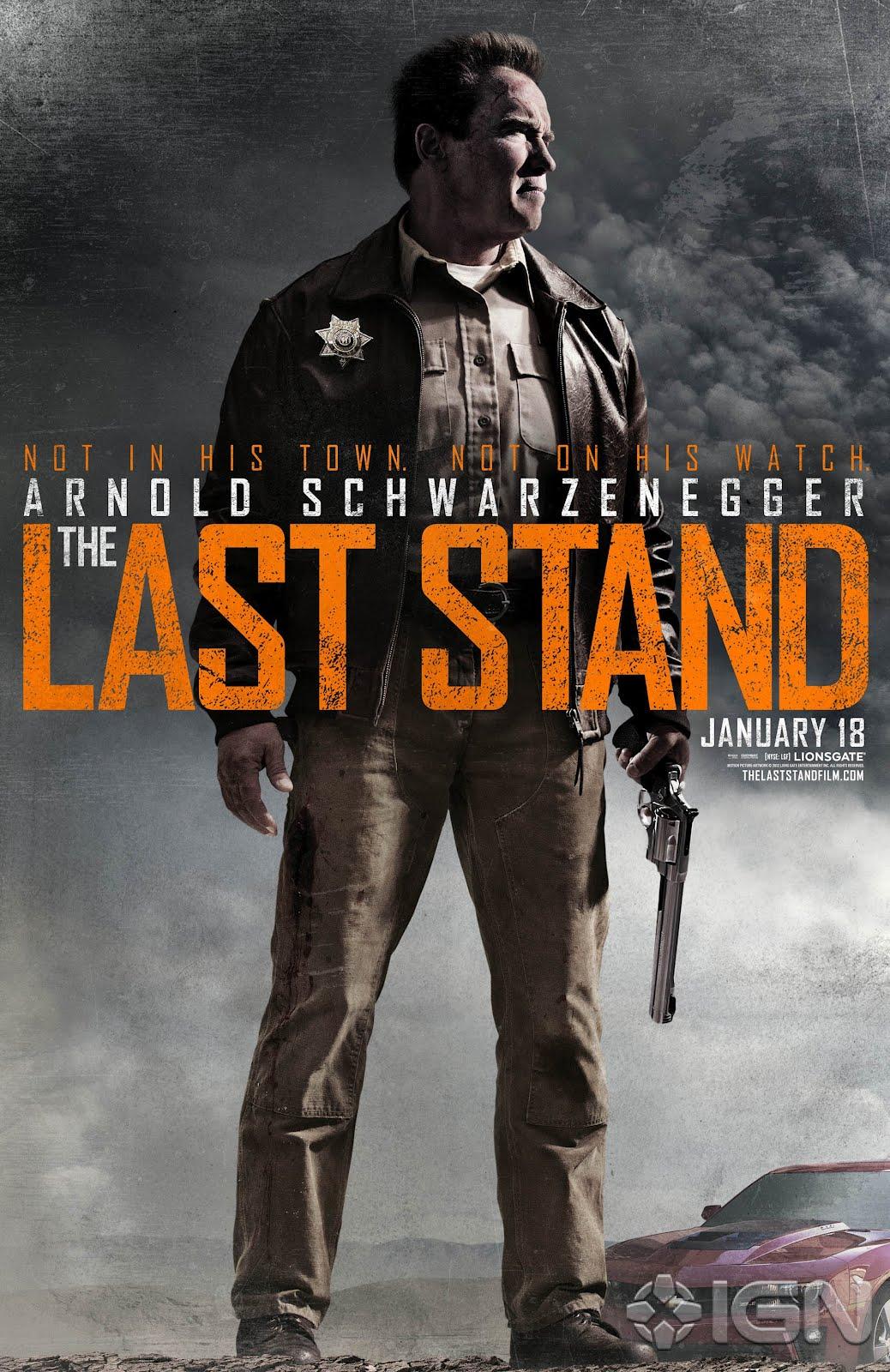 gunslinger poster standup