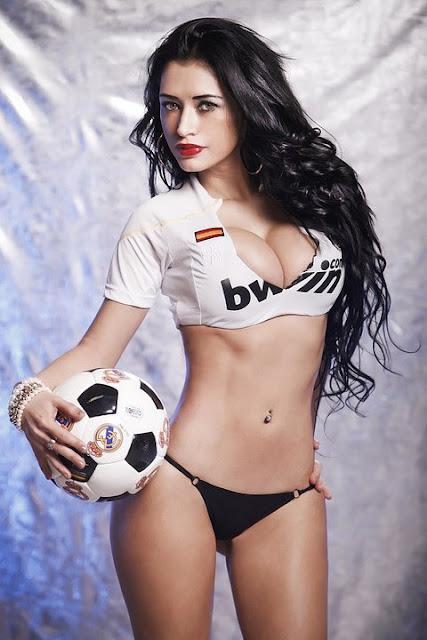 La Chica del Real Madrid