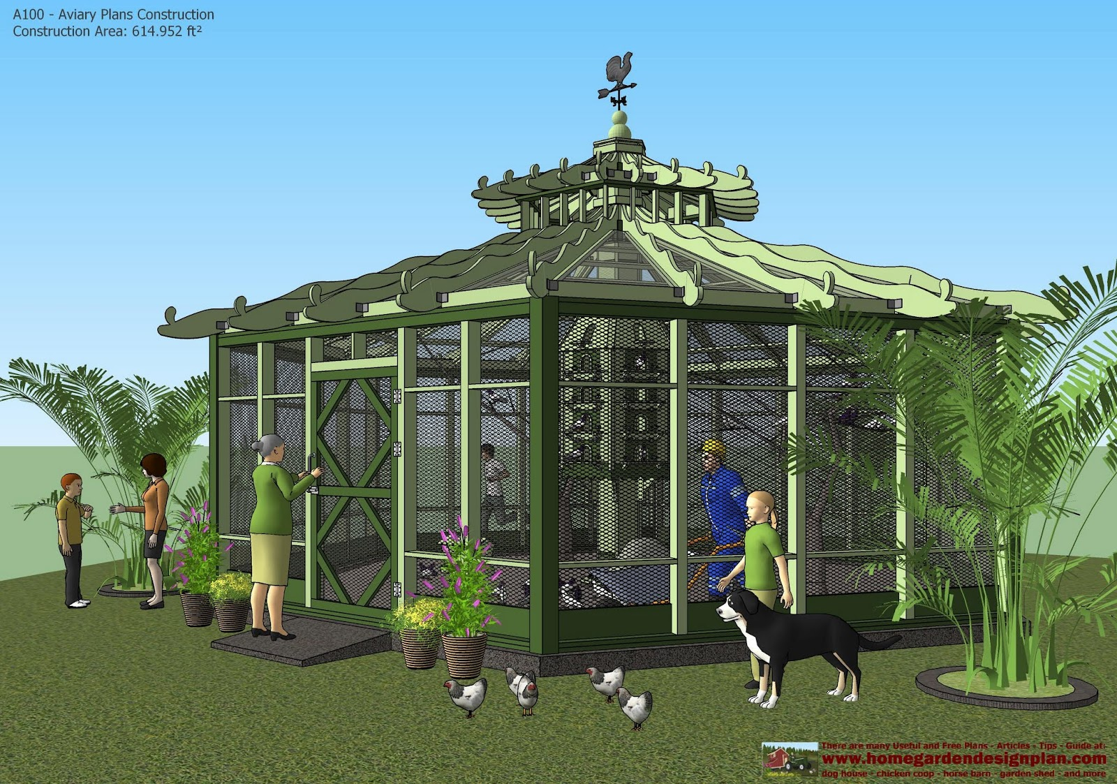 Aviary Plans | Search Results | Woodworking Plans