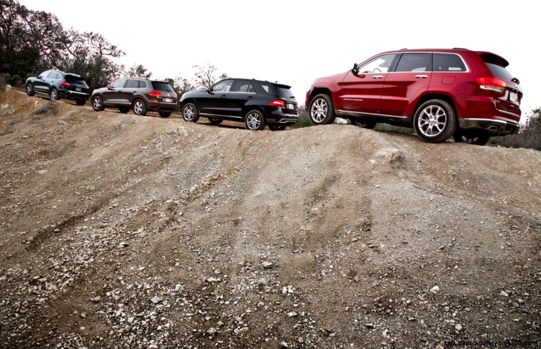 Luxury Diesel SUV Comparison 04 Photo 1