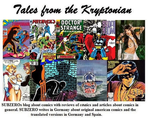 TALES FROM THE KRYPTONIAN