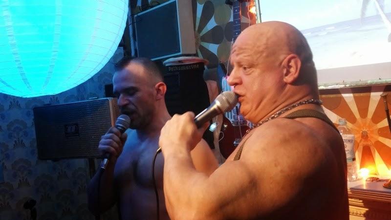 30.01.2015 Dortmund - Rockaway Beat: Rummelsnuff