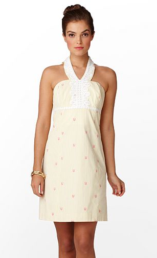 Pearls Go With Everything Derby Dresses