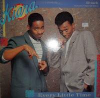 Kiara – Every Little Time (VLS) (1989)