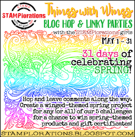 Things With Wings Blog Hop